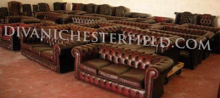Divano Chester Poltrona Chesterfield Milano Roma Vendita Noleggio