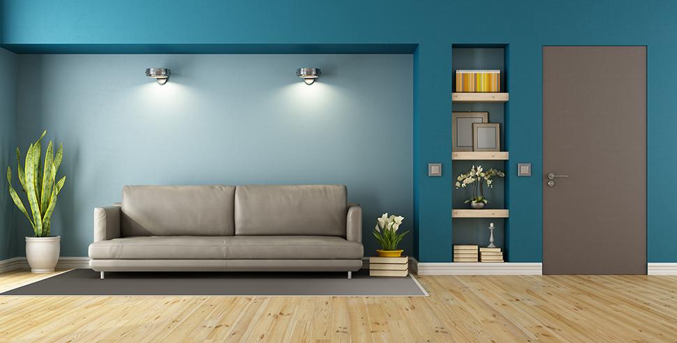 Luci da divano 5 consigli per lilluminazione del salotto