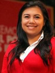 Ivonne González candidata
