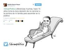 Andrés Guerra Hoyos en Diván Político