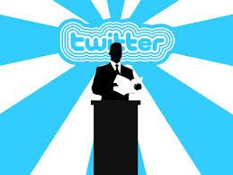 Candidato político y Twitter