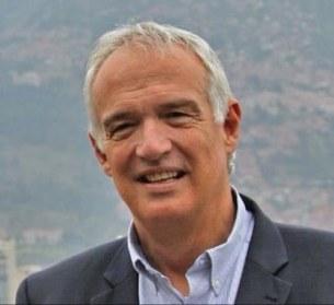 Federico Restrepo como Secretario de Planeación