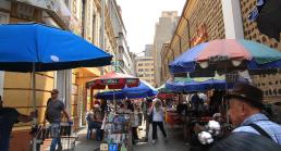 El pasaje La Bastilla, el boulevard de Barbacoas y los corredores de Juan del Corral, Perú, Maturín, Prado y Pichincha también serán intervenidos. Foto: Mi Medellín