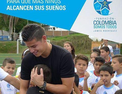 Colombia Somos Todos, un lugar donde los niños de escasos recursos pueden cumplir sus sueños