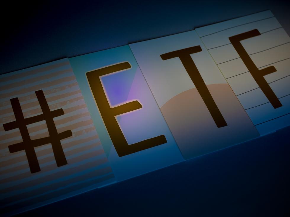 ETF Schriftzug