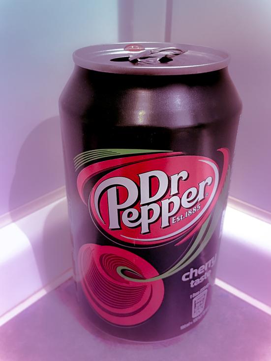 Dr Pepper Cherry Dose
