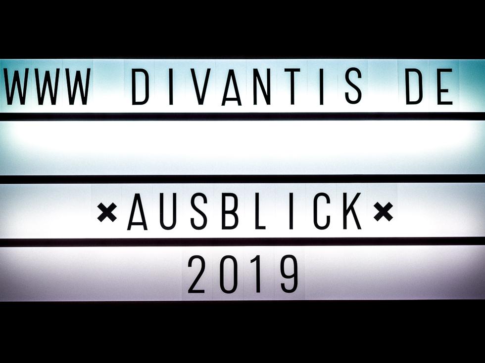 Die Divantis-Anlagestrategie für 2019