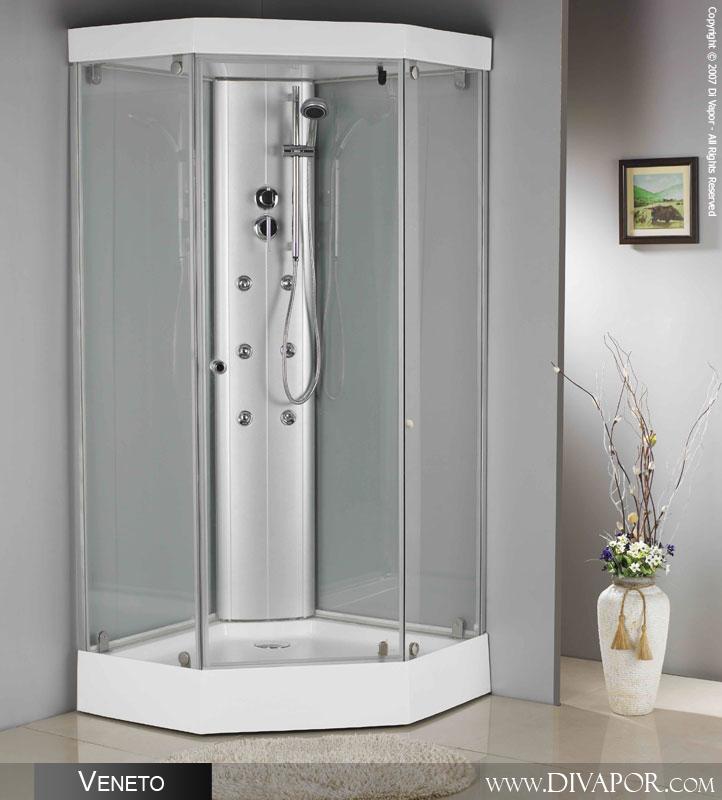 Veneto Shower Enclosure 950mm SHDV6019