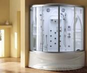 steam shower bath cabin