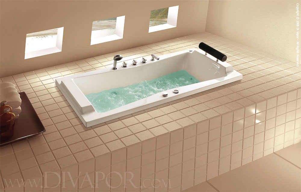 Whirlpool Bath The Novara