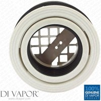 Shower Waste Drain American USA Fitting - 108mm (4 1/4 inch)