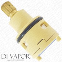 4-way Ceramic Diverter Valve Cartridge for Shower