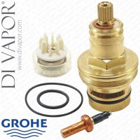 Grohe 47600000 Thermostatic Cartridge with Shuttle Piston