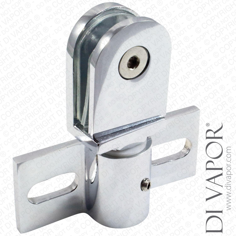 Details About Di Vapor R Glass Shower Door Pivot Hinge Doors Brackets Duty Pin Replacement