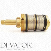 Thermostatic Shower Valve Cartridge Replacement with Long