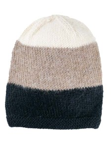 Multithree Hat 100% Alpaca, Ash, winter Hats for the whole family