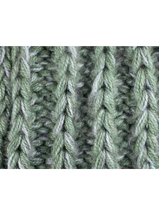 Classic Scarf Alpaca Blend, Seafoam, Chunky, Unisex winter Scarves for the whole family