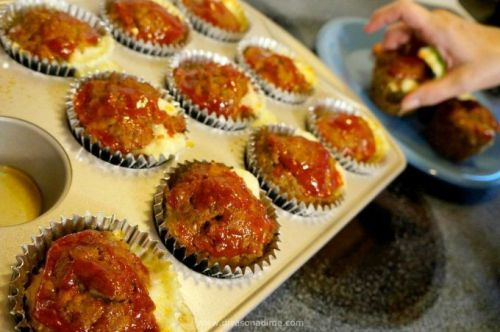 Want a quick and easy supper that's crazy good? Here's a delicious dinner or tasty snack the whole family will love- Meatloaf Muffins. The best part? They're ready from pantry to table in less than 45 minutes.
