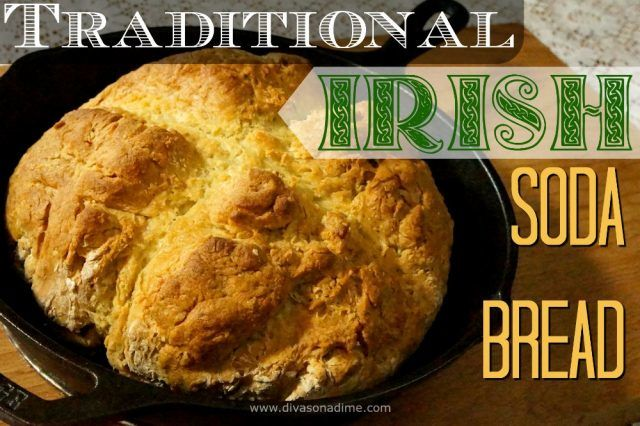Traditional Irish recipe is easy, fast, delicious and costs under a dollar! Try it for dinner tonight!