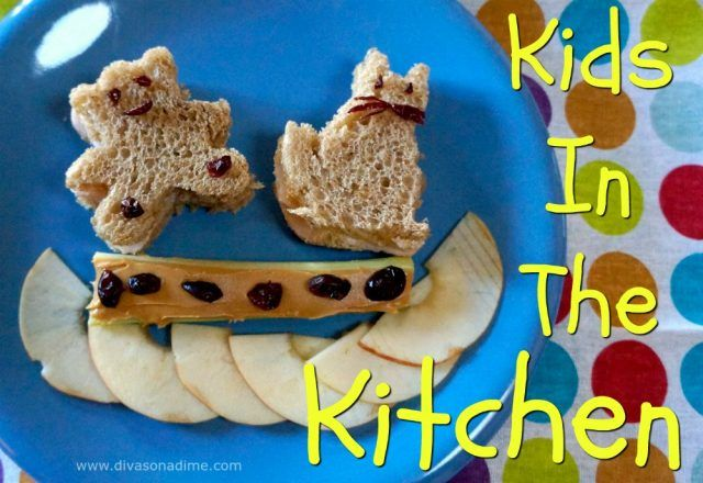 Tips and fun, easy recipes for teaching kids how to cook.