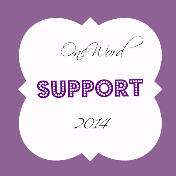 One Word 2014 Support