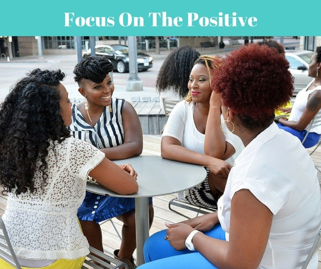 Focus On The Positive | Divas With A Purpose