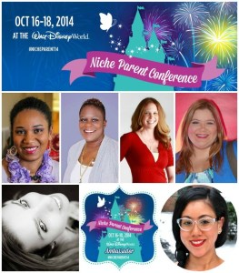 #NicheParent14 Conference Ambassadors - meet us at Disney World this October!