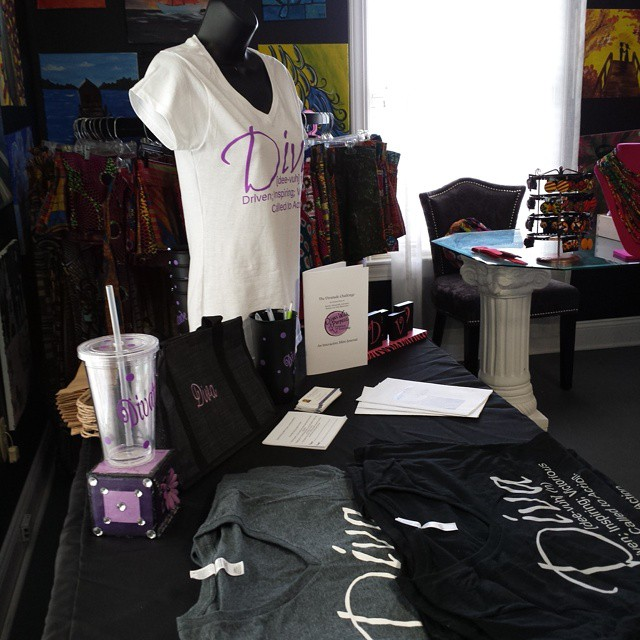 Divas With A Purpose Event Set-Up