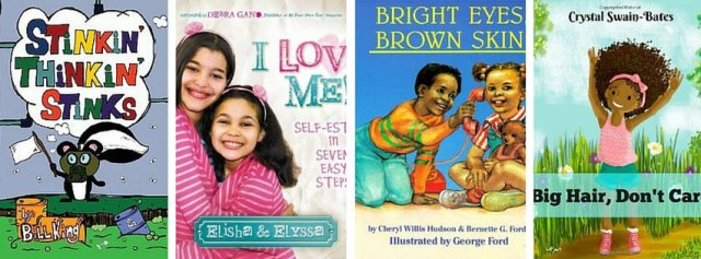 Self Love For Children Books