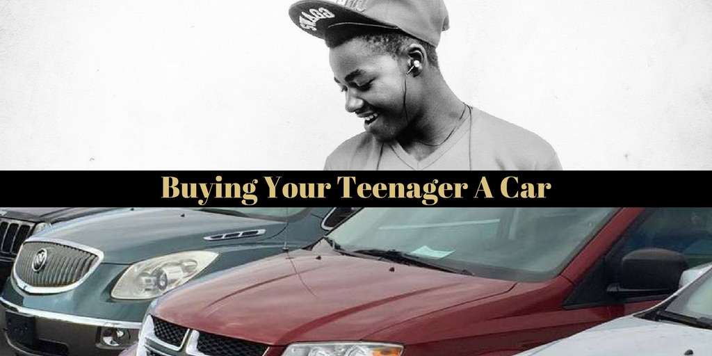 Buying Your Teenager A Car FB