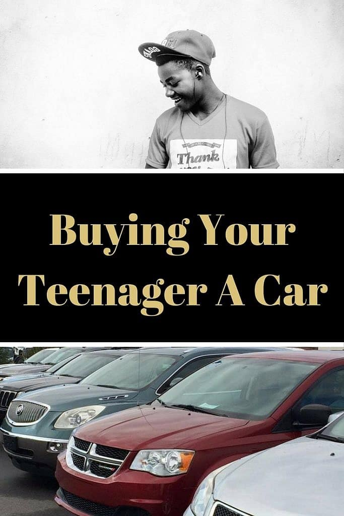 Buying Your Teenager A Car