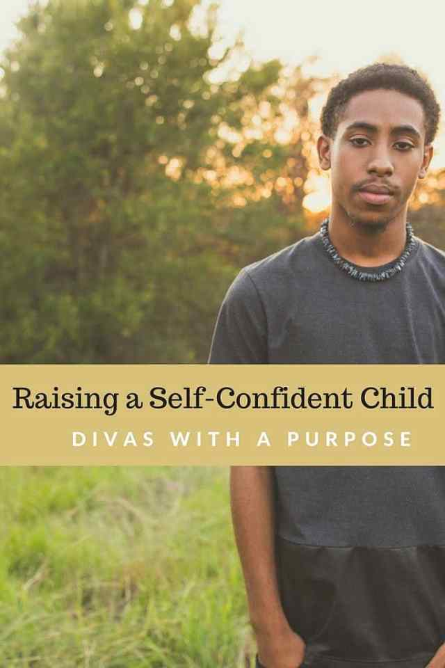 Raising a Self-Confident Child