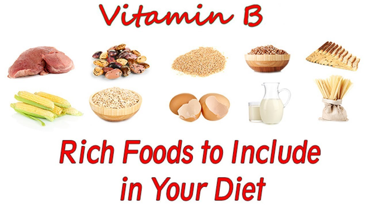 Learn About The Best Sources Of Healthy Vitamin Foods