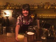Bar Server at Lidkoeb