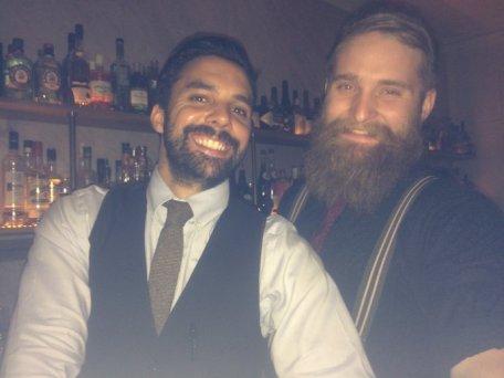 Barmen at Ruby