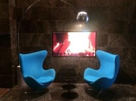 Cosy Lobby Lounge