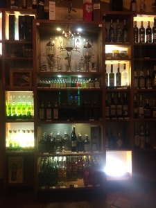 The Absintherie Apothecary