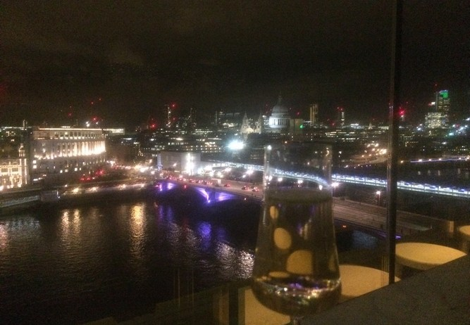 Mondrian Bar London