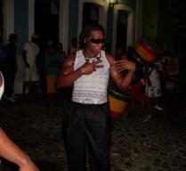 Party in Pelourhino