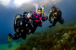 PADI Dry Suit Specialty