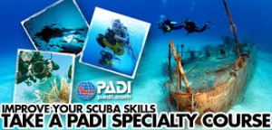PADI Specialty