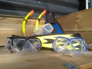 aanbieding van de week masker.snorkel.vinnen