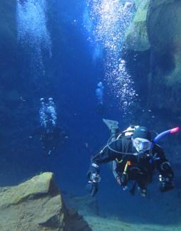 duiken IJsland