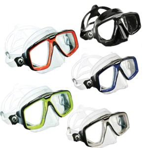 Duikbril op sterkte LOOK;