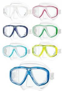 duikbril op sterkte