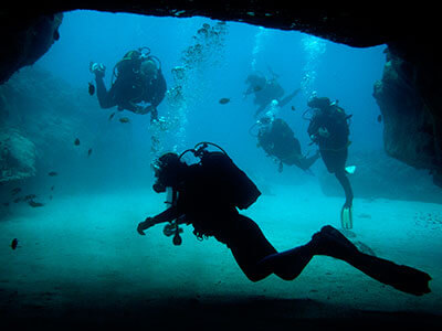 Dive College Lanzarote, tauchen, Punta Berrugo, Playa Blanca