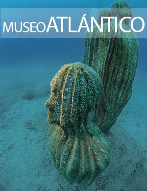 Onderwatermuseum, Museo Atlantico, Dive College Lanzarote