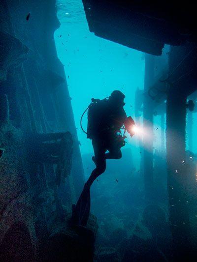PADI Advanced Diver, Dive College Lanzarote