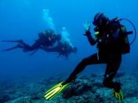 Diver, diving, Dive College Lanzarote