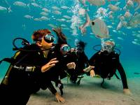 try diving lanzarote